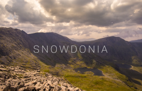 Snowdonia (Time Lapse Adventure)